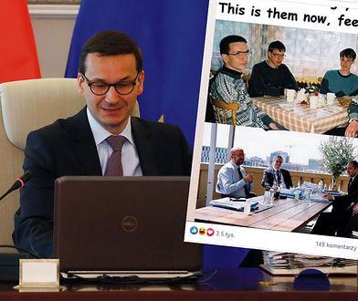"""Mateusz Morawiecki i słynny mem. """"Nie wszyscy wiedzą"""""""