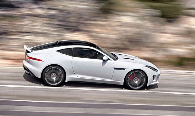 Jaguar F-Type po liposukcji