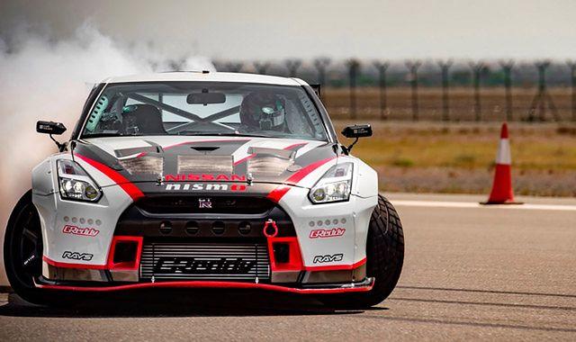 Przygoński stracił tytuł najszybszego driftera. Nowy rekord to 305 km/h