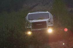GAZ Ural Next: ekstremalna ciężarówka z Rosji