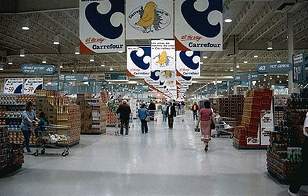 Niesłyszący znaleźli pracę w hipermarkecie