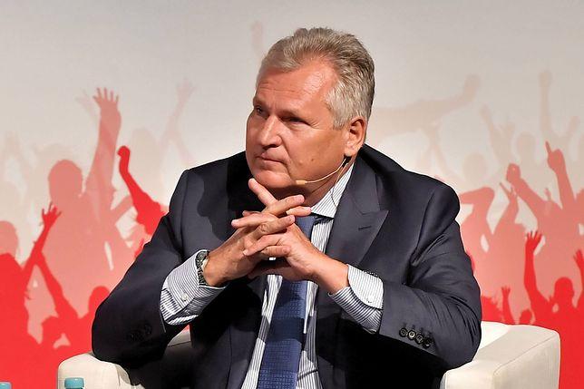 Aleksander Kwaśniewski zaleca, by traktować USA z pewnym dystansem