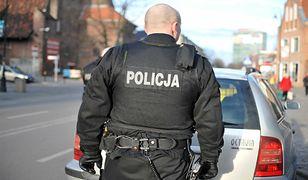 Kraków - policja zatrzymała niedoszłego podpalacza