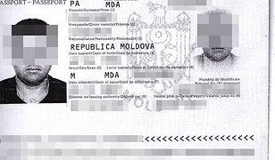 Jeden z dokumentów wykradzionych z polskiego Ministerstwa Gospodarki, opublikowanych w październiku 2013 r. Zawiera pełne dane osoby podejrzanej o przestępstwa gospodarcze
