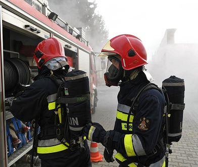 W Nowym Roku strażacy interweniowali już prawie 700 razy