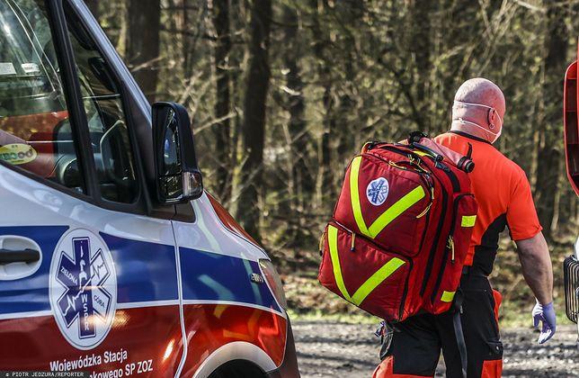 Śmiertelny wypadek na Dolnym Śląsku