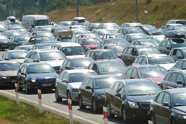 Gigantyczne korki na autostradzie A1. Czy bramki to dobry pomysł?