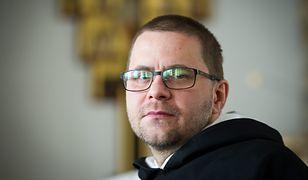 """Ojciec Gużyński napiętnował """"ohydne działanie"""" wobec ofiary księdza pedofila"""
