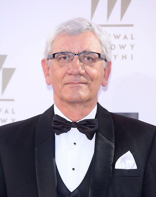 Wiktor Zborowski na gali zakończenia Festiwalu Filmowego w Gdyni, 2016