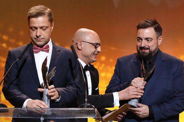 Tomasz i Marek Sekielscy z nagrodami!