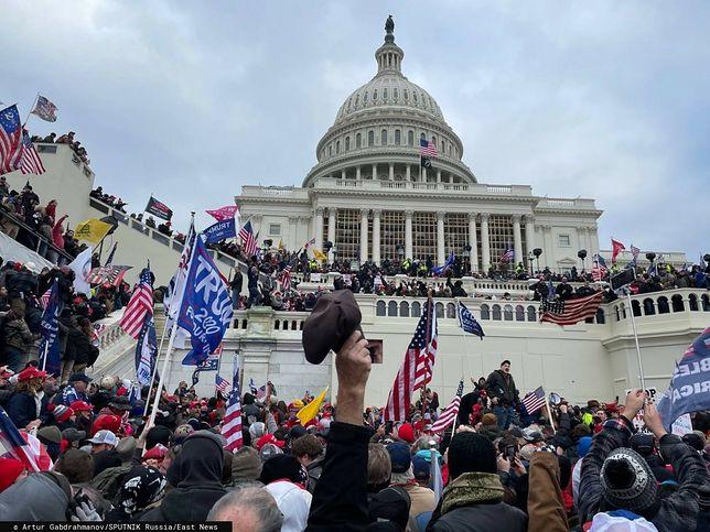 USA - kolejny zatrzymany po ataku na Kapitol