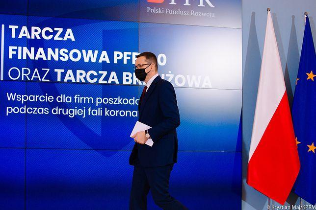Premier Mateusz Morawiecki pracuje nad Nowym Ładem dla Polski