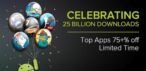 Top Apps 75+% off