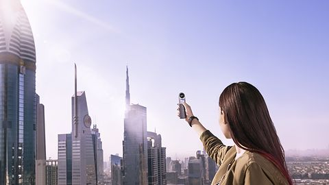 LG 360 CAM i Google Street View: nowa jakość obrazu 360 stopni #prasówka