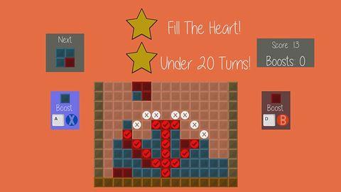 Streak na weekend, czyli Tetris dla odróżniających kolory