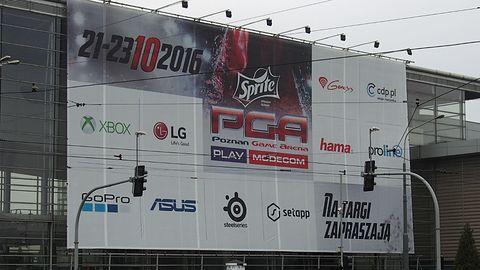 Rusza 10. edycja Poznań Game Arena, startujemy z relacją #PGA