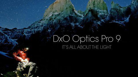 DxO Optics Pro 9 znów dostępny za darmo. Zgarnij świetny program do obróbki zdjęć