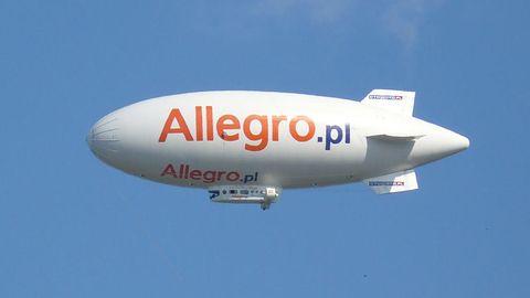 Allegro ucieka z Niemiec, choć nie minął nawet rok od debiutu