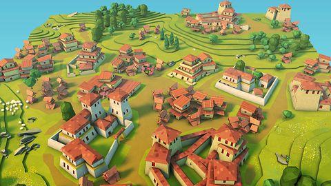 Nowe dzieło Petera Molyneuxa, Godus, to gra invest-to-play