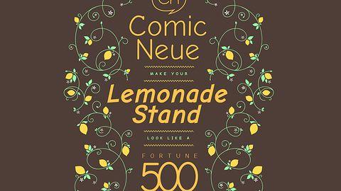 Kochasz Comic Sans? Pomóż mu przetrwać, wspierając Comic Neue