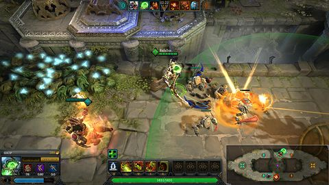 TOME: Immortal Arena na weekend