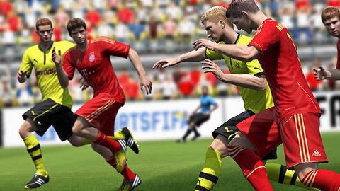 Nowy zwiastun FIFA 14 — Global Transfer Network