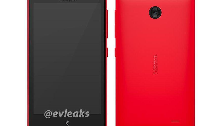 Nokia Normandy - smartfon z ukrytym Androidem