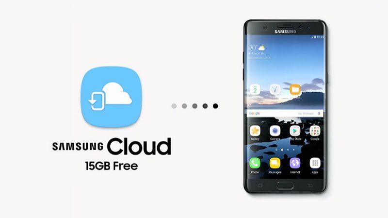 Samsung Cloud jak Dysk Google: koreańska chmura dostępna także z przeglądarki?