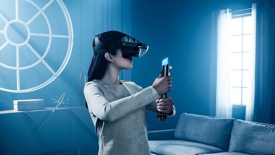 Lenovo na IFA: Gwiezdne Wojny w VR, głośnik z Alexą i laptop z Cortaną