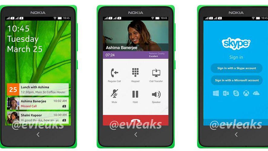 Kolejne przecieki interfejsu Nokii opartego na Androidzie