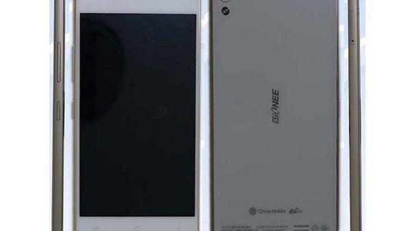 Gionee GN9005 – najcieńszy smartfon na świecie