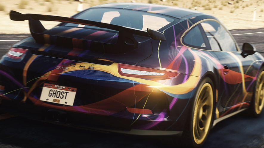 Nowa galeria z Need for Speed: Rivals
