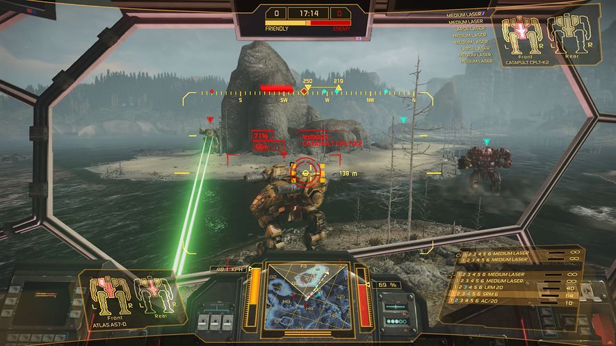 MechWarrior Online na weekend