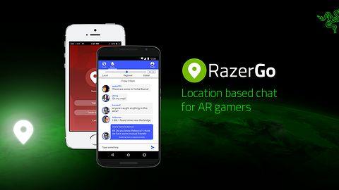 Razer dba o graczy. Wypuścił komunikator dla grających w Pokemon GO