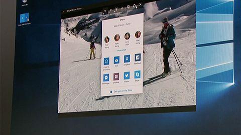 Nową, lepszą funkcję Udostępnij można już włączyć w Windowsie 10 dla Insiderów