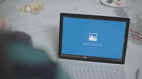Windows 10 16193: Story Remix można testować już dzisiaj