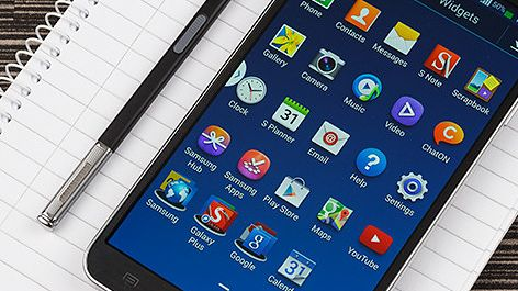 Samsung aktualizuje Galaxy Note 3 do Androida 4.4 KitKat