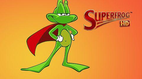 Superfrog HD teraz dostępny także na Androida oraz iOS