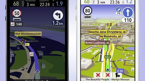 AutoMapa 5 dla iOS wyraźnie przyspiesza