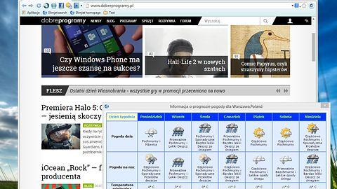 SlimJet: lekka i nad wyraz rozbudowana alternatywa dla Google Chrome