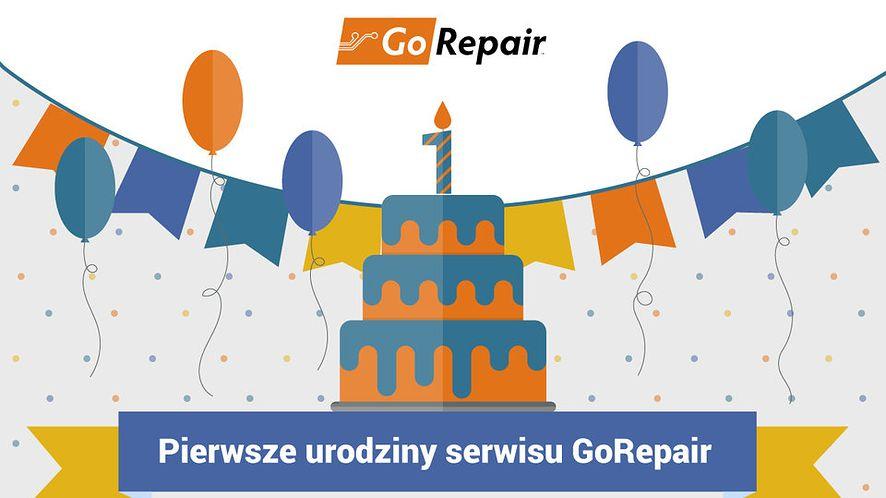 Jakie urządzenia i usterki GoRepair naprawia najczęściej?