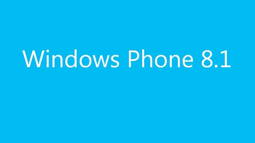 Microsoft: wszystkie urządzenia z Windows Phone 8 otrzymają aktualizację do wersji 8.1