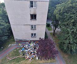Bezdomni rzucili się na rzeczy po zmarłym. Wstrząsający widok w Kielcach