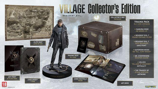 Resident Evil Village - edycja kolekcjonerska