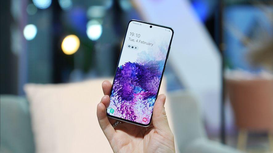 Samsung Galaxy S20, fot. Shutterstock.com