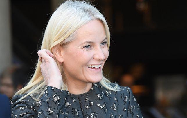 Mette-Marit, księżna Norwegii, znalazła nowe hobby