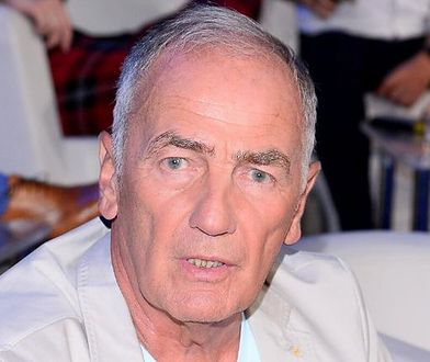 Karol Strasburger został ojcem w wieku 72 lat