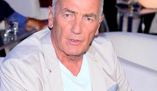 Karol Strasburger w wieku 72 lat został ojcem