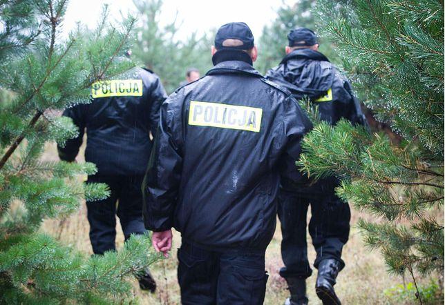Kolbudy woj. pomorskie. Policja poszukuje sprawcy ataku nożem.