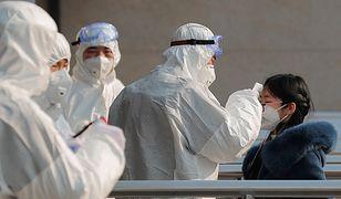 Koronawirus się rozprzestrzenia, wzrasta liczba ofiar